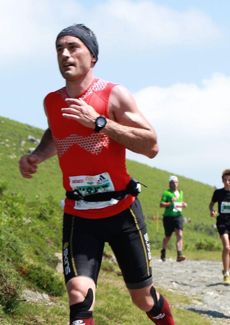 Course crêtes Espelette 2013  20km 900+