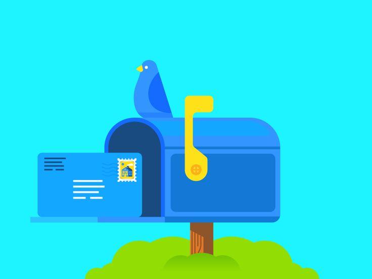 Mailbox by Nick Slater