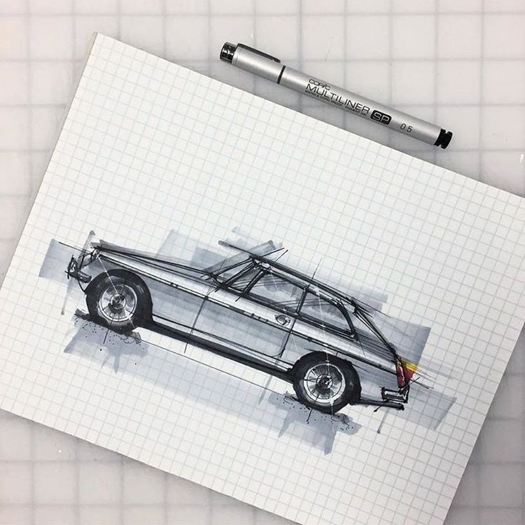 By @livedrawdie #adventuremobile #drivetastefully #sketchzone #concept #artonfire #sketch #sketching #design #designlife #gatinky #designer #drawing #sketchbook #sketchaday #cardesign #conceptcar #art #carart #carsketch #cardrawing #classiccar #mgb #mgbgt #britishcars