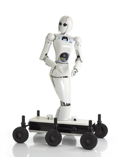 Space Future, Female Android, ISS, Robotics Innovation Center, Space Technology, Female Robot, German Research Center for Artificial Intelligence