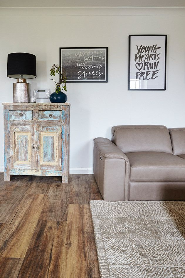 Charity House Reveal: Living Room - Photos - House Rules - Official site
