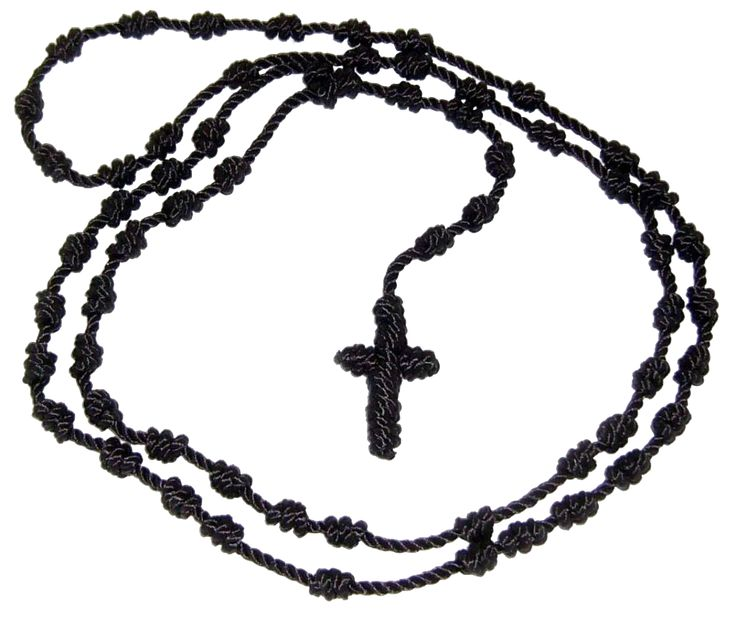 Learn How TO Make A Knotted Rosary