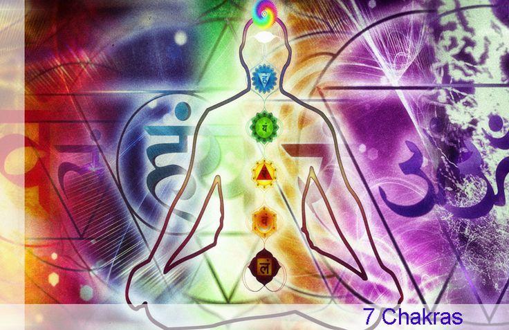 Los chakras son centros de energía inmensurable, situados en el cuerpo humano, de acuerdo a los postulados del hinduismo y algunas culturas de Asia. Para la doctrina hinduista existen seis chakras, mientras para la teosofía y el gnosticismo son siete. En cuanto a su origen, chakra es una palabra sánscrita que significa rueda o vórtice y hace referencia a los siete centros de energía que componen la consciencia y el sistema nervioso del cuerpo.