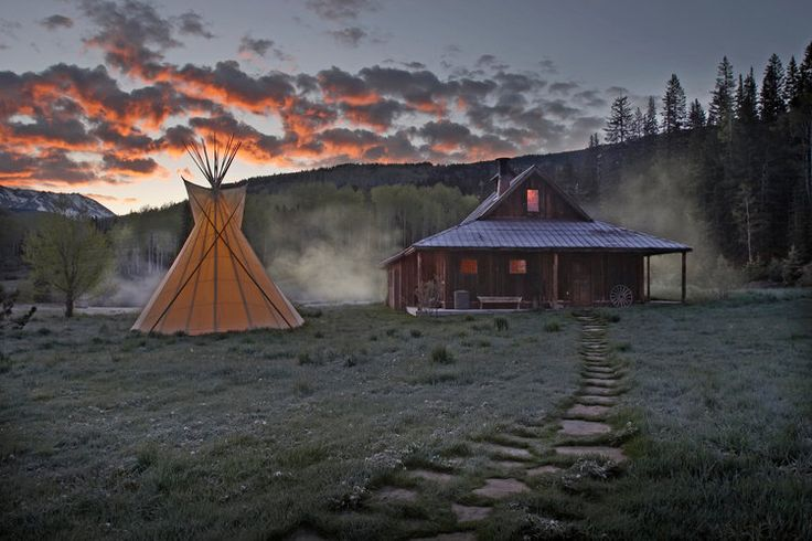 Dunton Hot Springs,Colorado