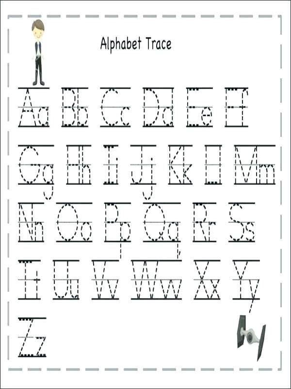 20 Kindergarten English Worksheets Pdf alphabet worksheets
