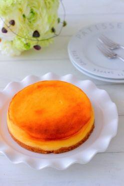 「しっとり濃厚ベイクドチーズケーキ♪」あいりおー | お菓子・パンのレシピや作り方【corecle*コレクル】