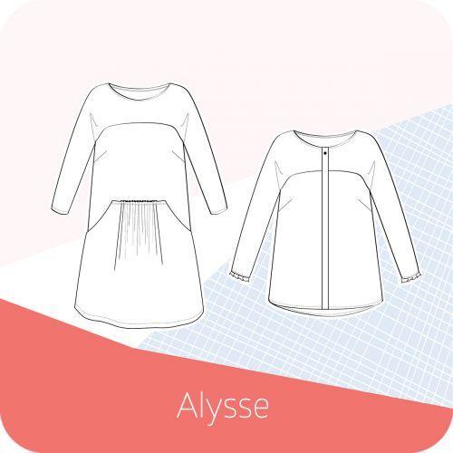 Robe Alysse