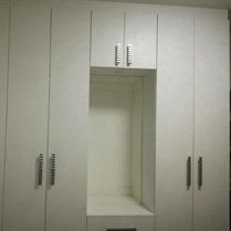 AMS WoodWorx (PTY) LTD 2014/205861/07 4180268171 We do Woodwork Built-in-cupboards Kitchen cupboards Bedroom cupboards TV Units Display units Vanity units We also do 3D designs Everything we do IS custom made to our clients needs! Contact: Adriaan Marthunis Smit 073 083 3936 (Phone or WhatsApp) Please visit and LIKE our facebook page www.facebook.com/AMSWoodWorx Our website www.amswoodworx.co.za Full site supervision by owner - work done by owner himself