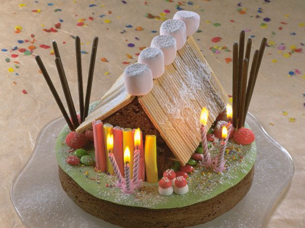 Gâteau Maison Dhansel Et Gretel Cute Food Fun Parties For Kids