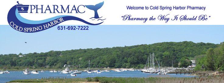 #Lavido @Cold Sping Harbor Pharmacy, NY