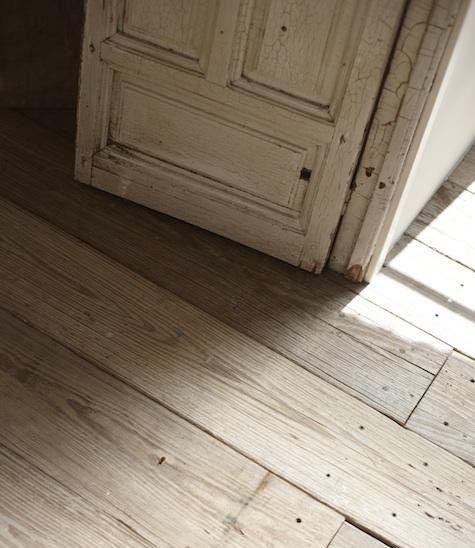 Scaffold board flooring