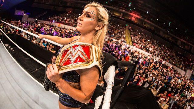 WWE RAW Women's Champion Charlotte