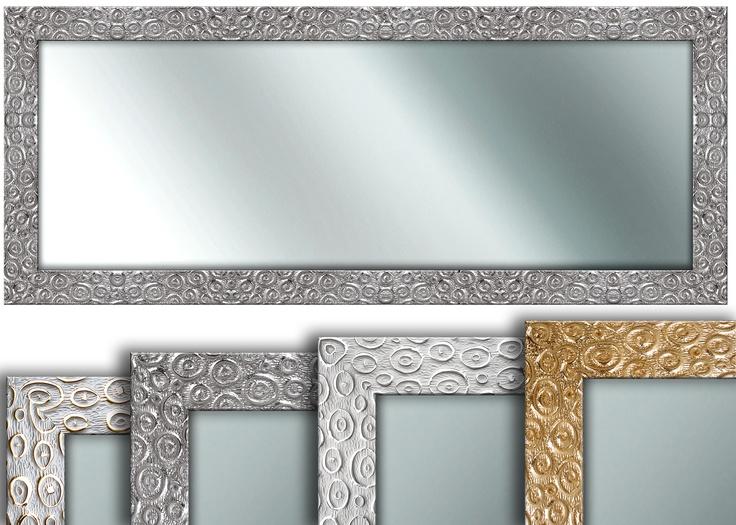 Le specchiere Laila decorano e impreziosiscono la casa