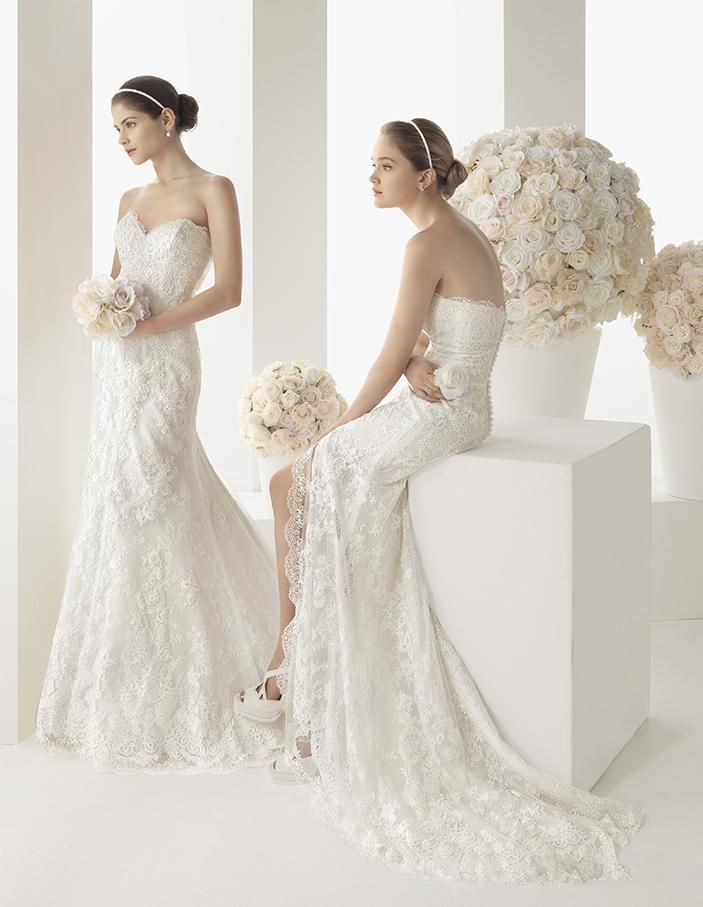 Romantic Royal Sweetheart White Lace A Line Wedding Dresses Sweep Train Font Slit Covered Buttons Wedding Gowns2014258 Cheap Wedding Dresses Online Corset Wedding Dresses From Shengxueweddingdress, $167.54| Dhgate.Com
