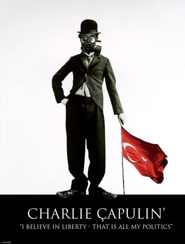 #occupygezi #turkey #occupytaksim #direngeziparkı #occupyturkey #Chapulling #direngezi