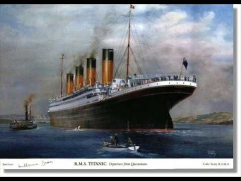 Titanic Violin: Nearer My God To Thee