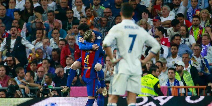 Lionel Mesi, Kristijano Ronaldo, Barselona, Real Madrid