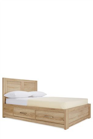 Buy Cuba Oak Storage Bed from the Next UK online shop ...
