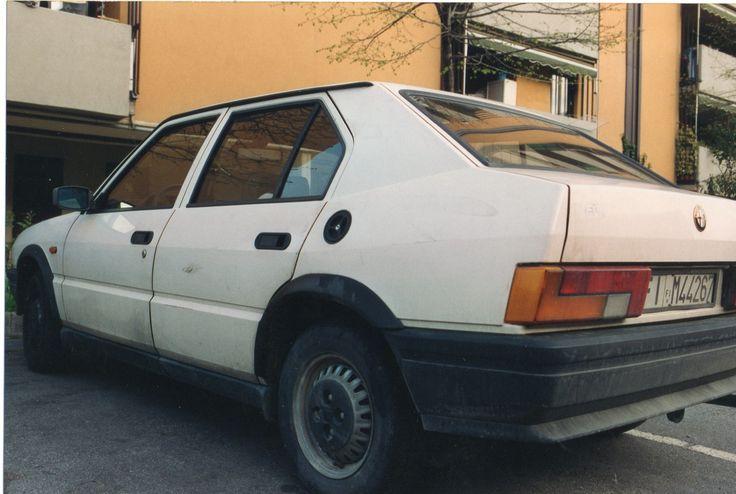 alfa Romeo Quadrfifoglio1993
