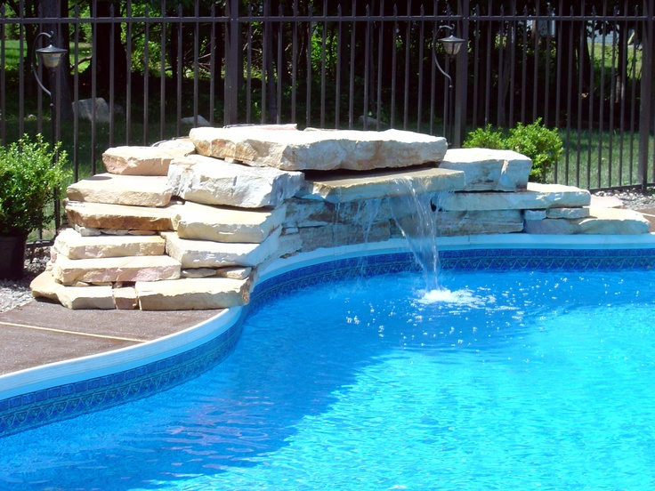 Swimming Pool Masonry : Best images about pool designs with hardscapes on