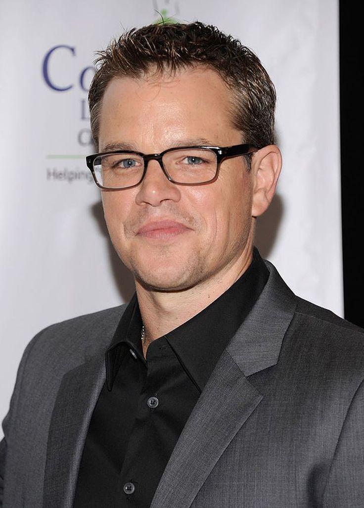 les plus belle sphotos de Matt Damon - citations et anecdotes