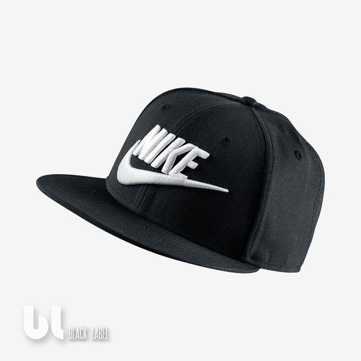 Nike Futura True 2 Snapback Unisex Kappe Damen Herren Kinder Mütze Schwarz Weiß in Kleidung & Accessoires, Herren-Accessoires, Hüte & Mützen   eBay!