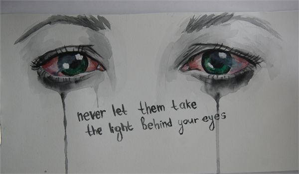 the light behind your eyes by itmeansalotofyou.deviantart.com on @deviantART