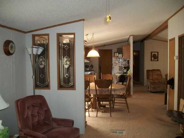 Double Wide Mobile Homes Interior Living 1995