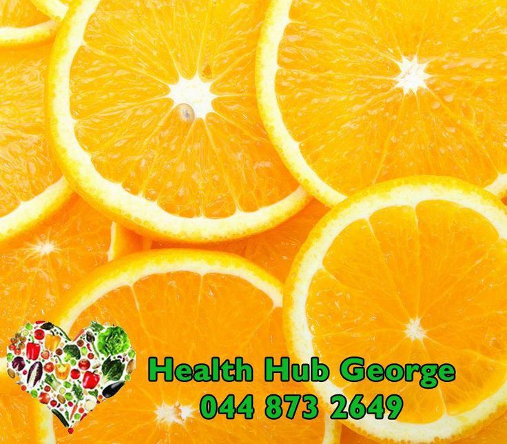 "#DidYouKnow that one orange has more than 100 percent of your daily intake of vitamin C, which may help increase ""good"" HDL cholesterol levels and strengthen bones. #HealthHub"