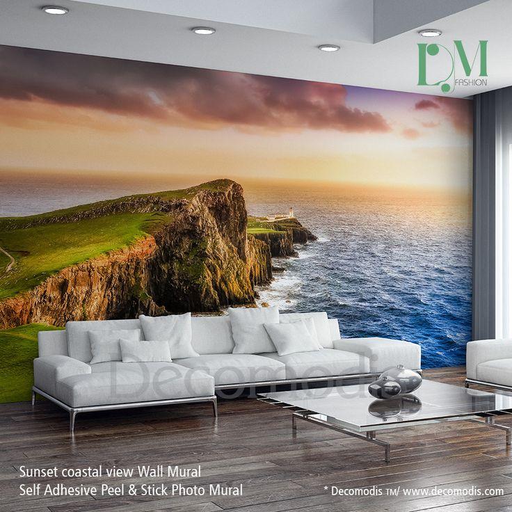 75 best Nature photo wall murals, Natural scenes self ...