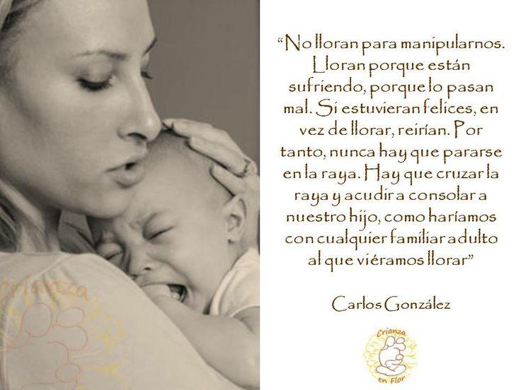Respuesta al llanto - Carlos González