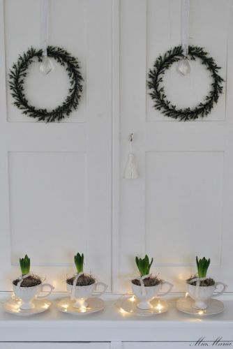 Beautiful Scandinavian Christmas Decoration