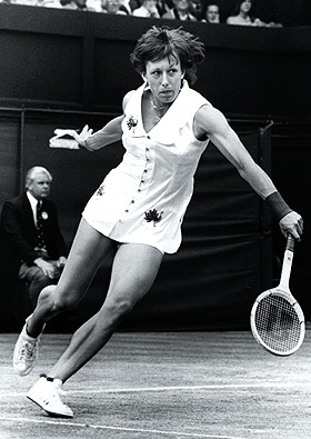 my 1 all time bestest most favorite player martina navratilova