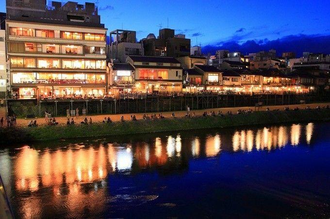 暑い夏の京都を涼しく!この夏京都で行きたい「川床・納涼床」4選