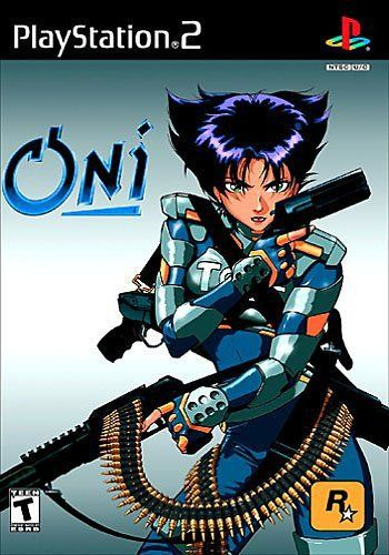Check out this new review of Oni for the PS2!
