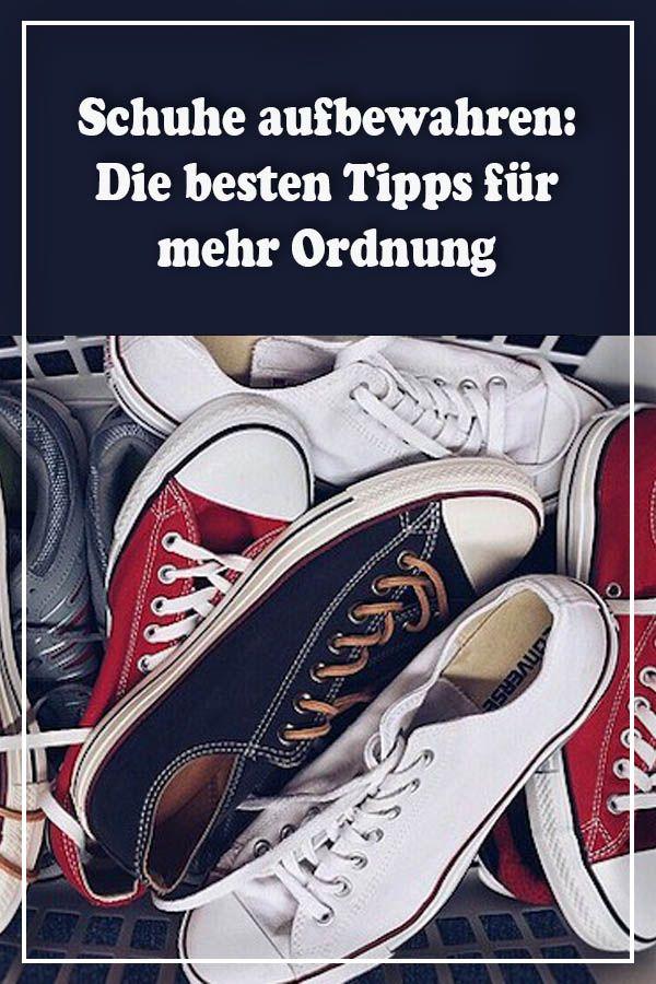 Schuhe Aufbewahren Tipps Ideen Fur Mehr Ordnung Schuhe