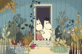 Image result for moomin valley