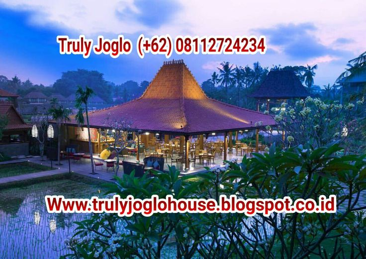 """Manisan"" Alaya Resort Ubud is a Javanese Restaurant ""Pendopo Joglo"" column 25cm. Made of recycled teak grade A. Size 19 m X 17 meters. A semi modern architecture & design applying ""Joglo Tumpangsari"" Jawa in modern restaurant. It has great touches of Carpentry & craftsmanship. Cooperated with World Class Ground Kent Architect  (GKAI).  Info & Inquiry:  Telp/Whatsapp:(+62) 08112724234  Facebook: Arif Joglo Java Bali email: Truly.Arifsuryanto@Gmail.com Www.trulyjoglohouse.blogspot.co.id"