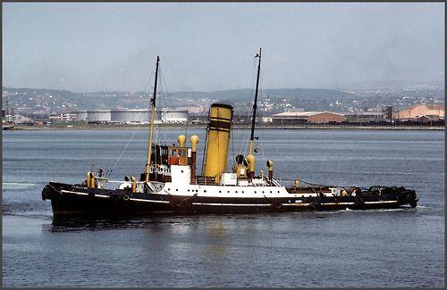 """Steam Tugboat """"Sir William Hoy"""""""