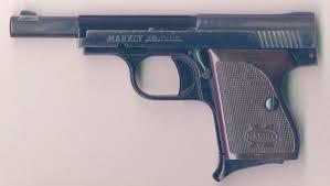 Resultado de imagen para pistola mahely 22