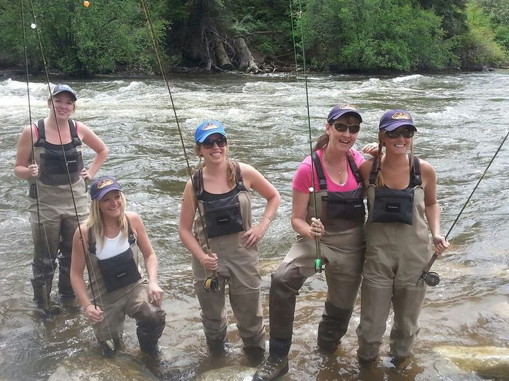 194 best images about go girl on pinterest for Fly fishing vail colorado