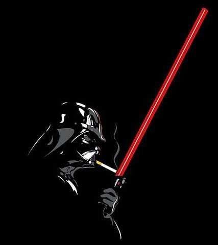 The real reason for Vader's iconic breathing.Geek, Starswars, Like A Boss, Darth Vader, Stuff, Darthvader, Funny, Stars Wars, Starwars