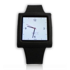 Media on the Go Nano 6G Watch Band Black (Electronics) #iPod