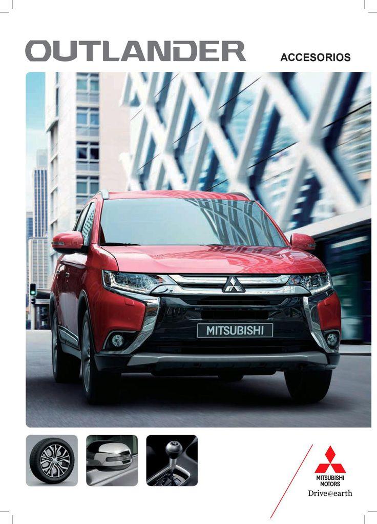 Accesorios Outlander - Mitsubishi Motors