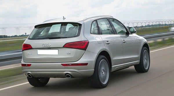 2016 Audi Q5 hybrid