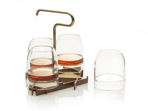 Rare Whiskey Glasses (Set of 2) - drink #aff