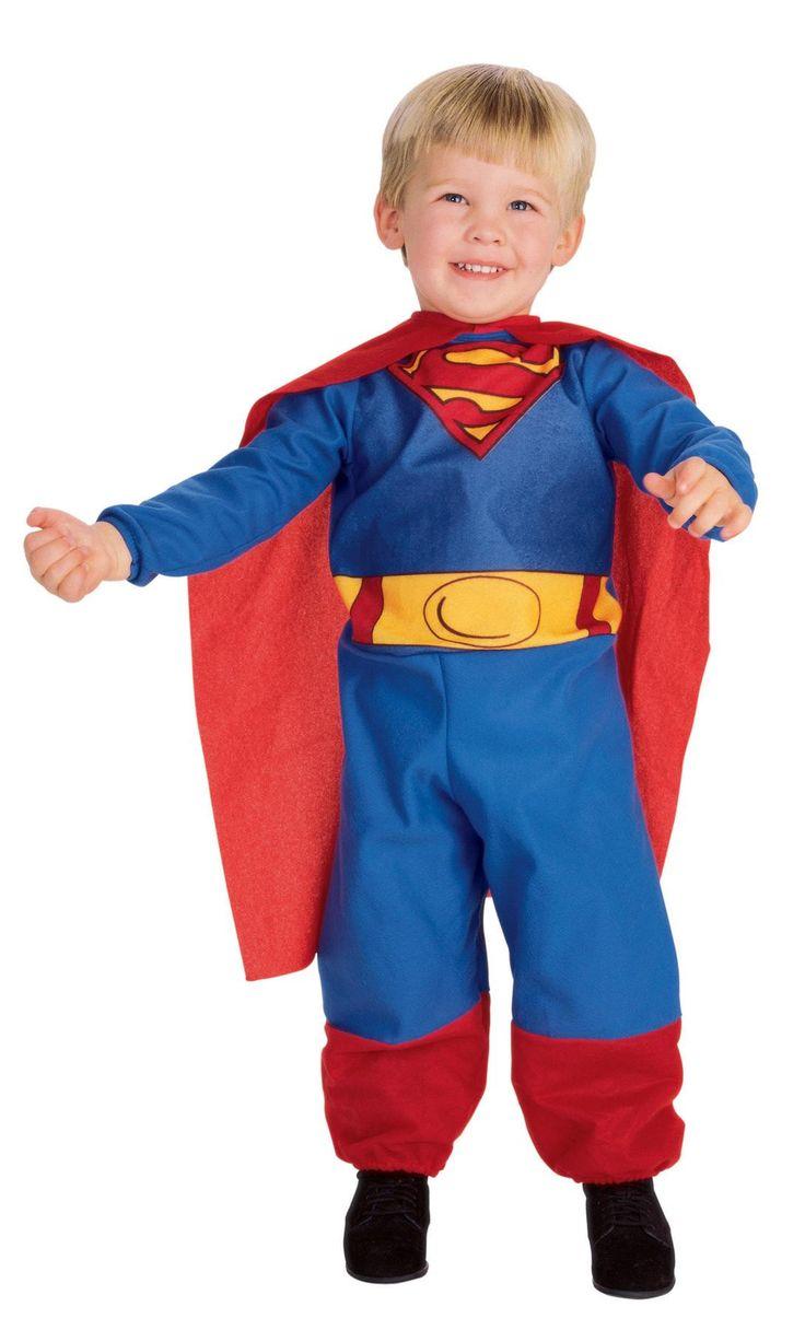 superman toddler costume