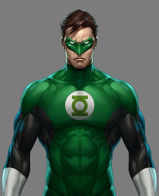 Green Lantern ...... ( now, lets see, to start off with some comfortable knitted and Slim pants.......  jf)