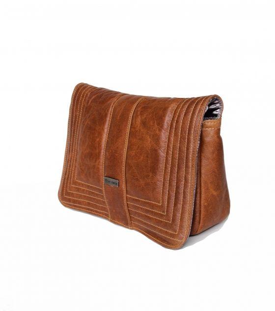 Stunning Thandana leather handbag from www.wave2africa.com