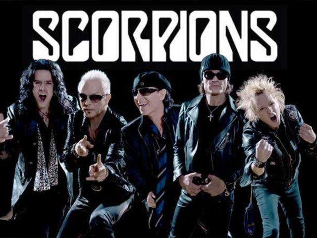 Scorpions скачать все альбомы mp3
